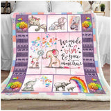 BLANKET - Elephant - Wishes - yenyenstore