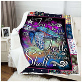 BLANKET - Turtle - Try To Be... - yenyenstore