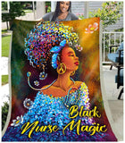 BLANKET - Black Nurse Magic - yenyenstore
