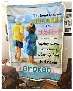 BLANKET - The Bond Between Brother And Sister