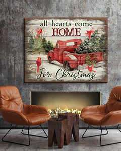 Zalooo Home Cardinal Wall Art Canvas - Zalooo.com Custom Wall Art Canvas