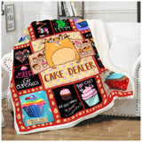 BLANKET BAKING Cake Dealer - Zalooo.com Custom Wall Art Canvas