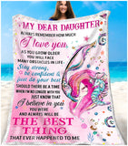 BLANKET - Daughter - The best thing
