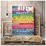 CANVAS - Daughter (Mom) - May you always know that - yenyenstore