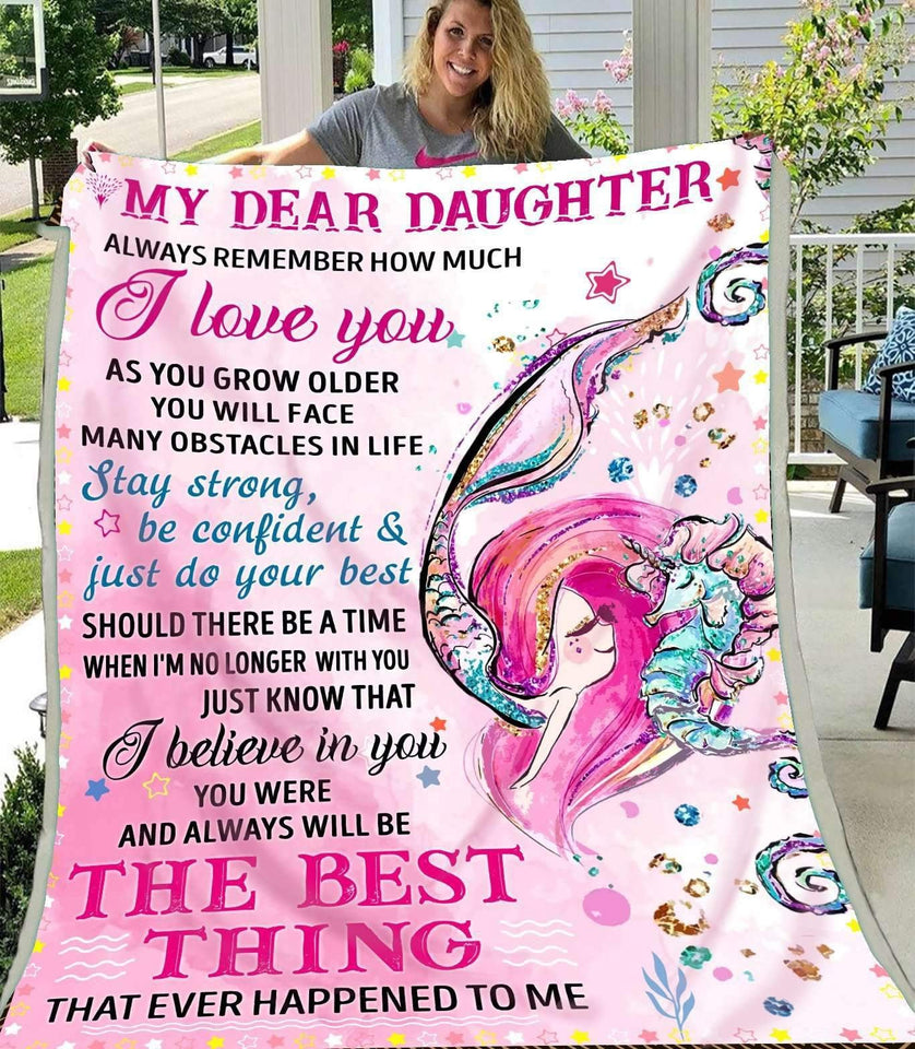 BLANKET - Daughter - The best thing - yenyenstore