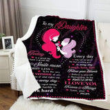 BLANKET - Daughter - Today is a good day - yenyenstore
