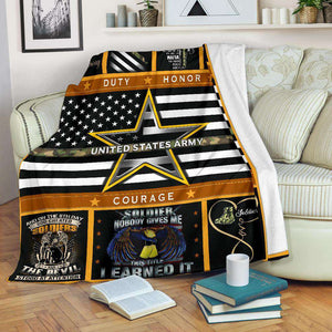 BLANKET United States Army.
