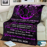 PP - BLANKET - Daughter - What my heart sounded like from inside - yenyenstore