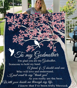 BLANKET - To My Godmother - yenyenstore