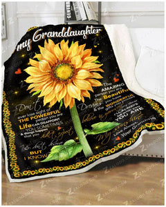 BLANKET - GRANDDAUGHTER (Grandma) - I Know
