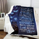 BLANKET - Butterfly - I Thought Of You - yenyenstore