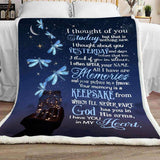 BLANKET - Dragonfly - I Thought Of You - yenyenstore