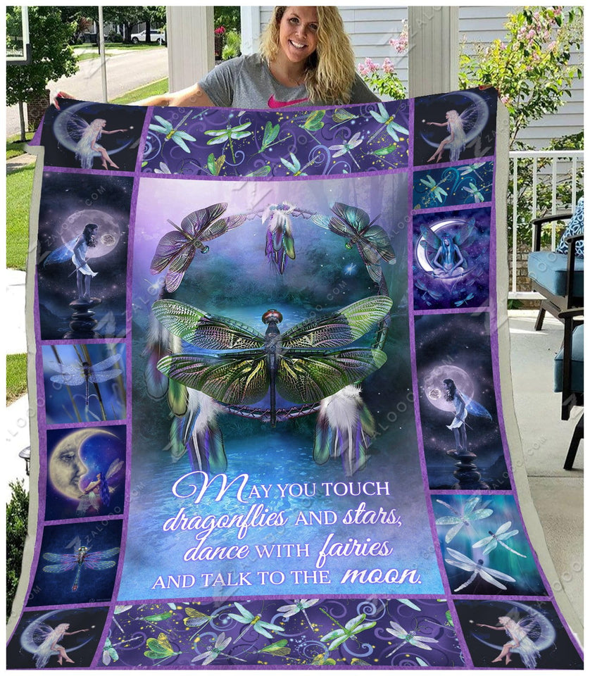 BLANKET - Dragonfly - May You...