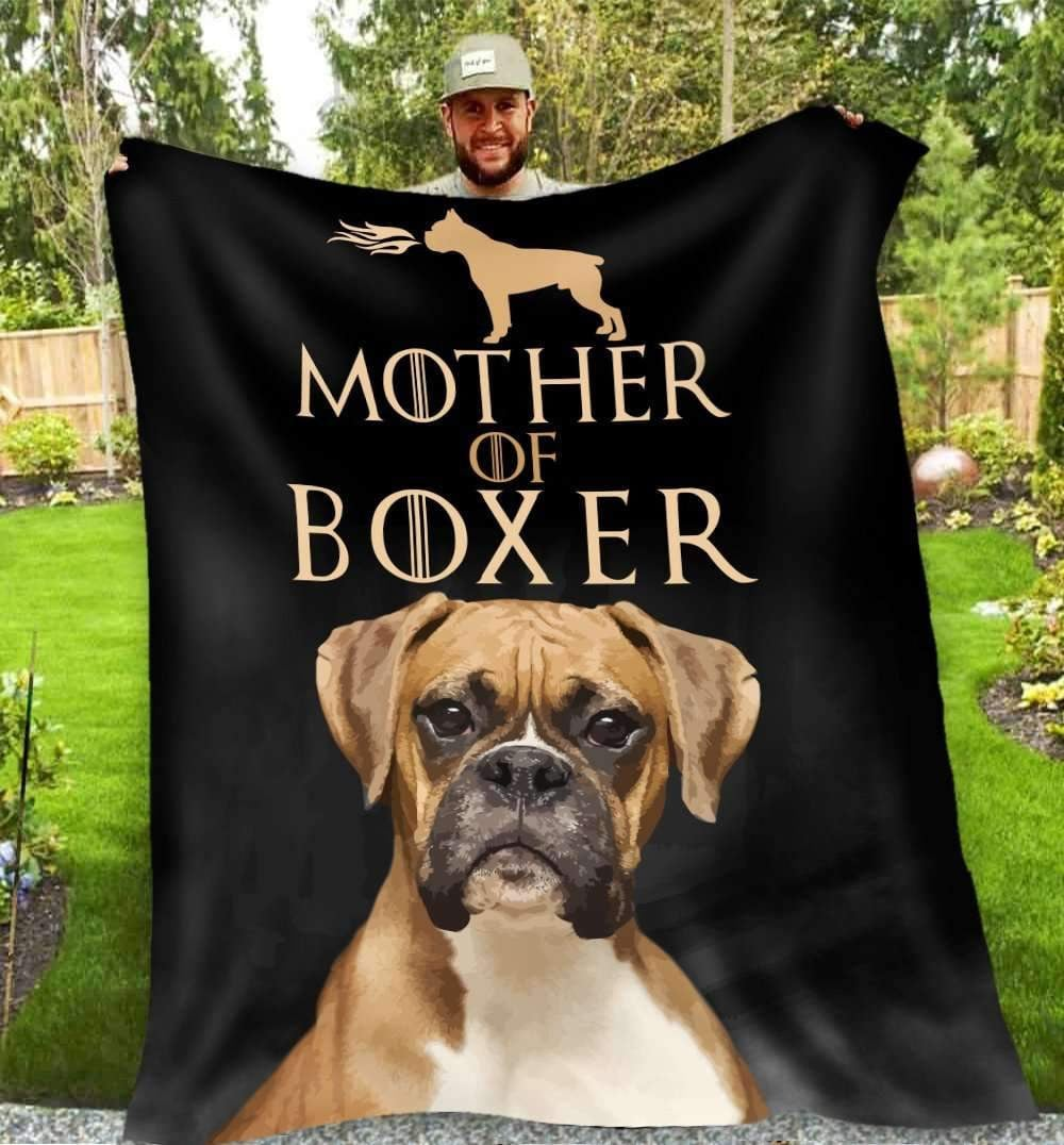 BLANKET - Mother of Boxer - yenyenstore