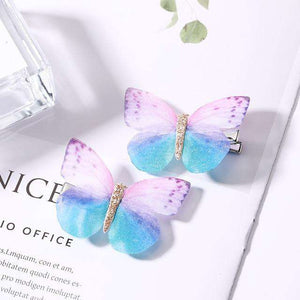 Handmade Hair Accessories - 2PCS/Set - Dream Butterfly - yenyenstore