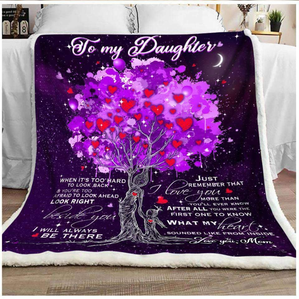 BLANKET - Daughter - Look right beside you - yenyenstore