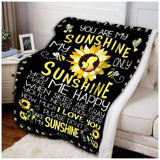 BLANKET - Family - My Sunshine - yenyenstore