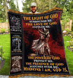 BLANKET - The light of God - yenyenstore