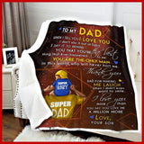 BLANKET - Dad (Son) - When I tell you I love you - yenyenstore