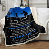 BLANKET - To My Dad - Forever & Always - yenyenstore