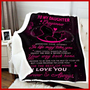 Cheyanna   - Wherever your journey in life may take you - yenyenstore