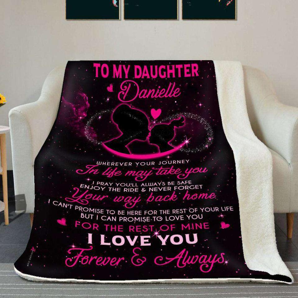 Danielle - Wherever your journey in life may take you - yenyenstore