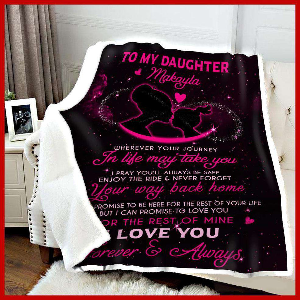 Makayla - Wherever your journey in life may take you - yenyenstore
