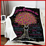 BLANKET - Daughter in law - Special Part - yenyenstore