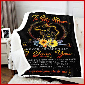 BLANKET - Mom - How special you are to me - yenyenstore