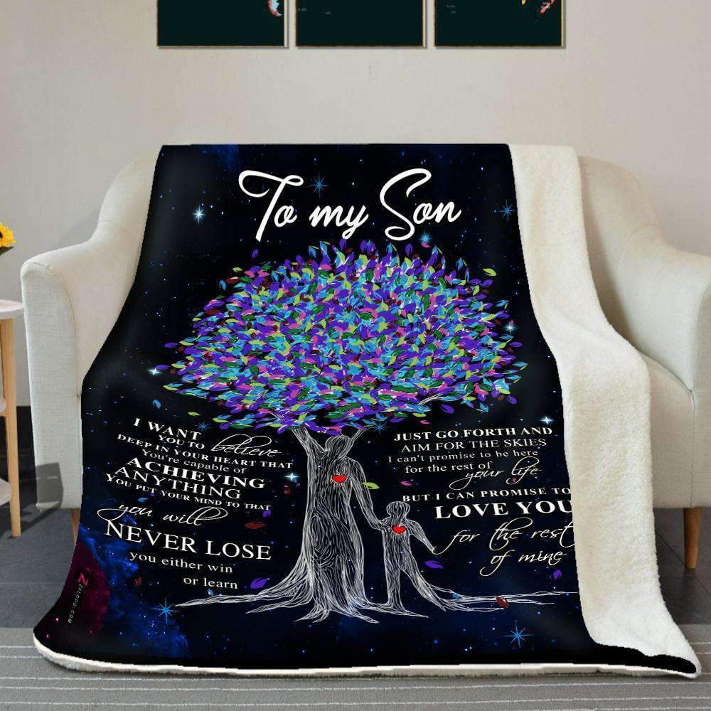 BLANKET - SON - Love you for the rest of mine (Dad) - yenyenstore