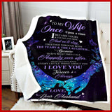 BLANKET - To my Wife - Once upon a time - yenyenstore