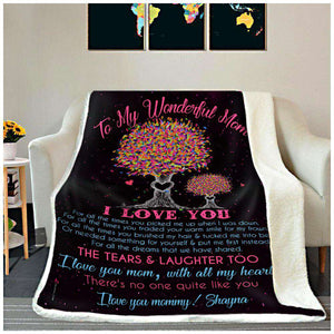 To my wonderful Mom - Shayna - yenyenstore