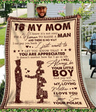 Zalooo - Blanket - Police - To my mom - You are appreciated