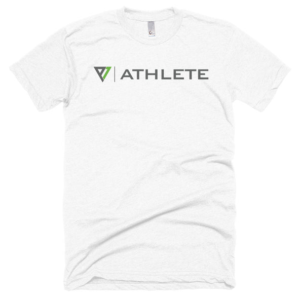 P1 Athlete Apparel - Unisex Poly-Cotton Short Sleeve Crew Neck