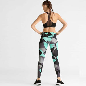 LADIES SQUARE LEGGINGS HIGH WAIST