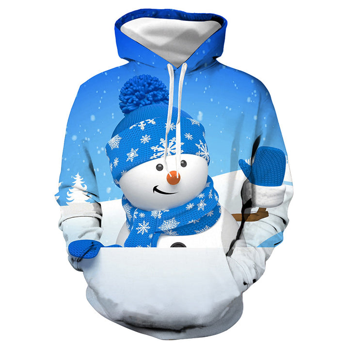 Christmas Snowman Series Sweatshirt