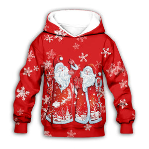 Red series Christmas sweater