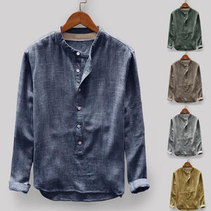 Cobalt Oak Mens Shirt