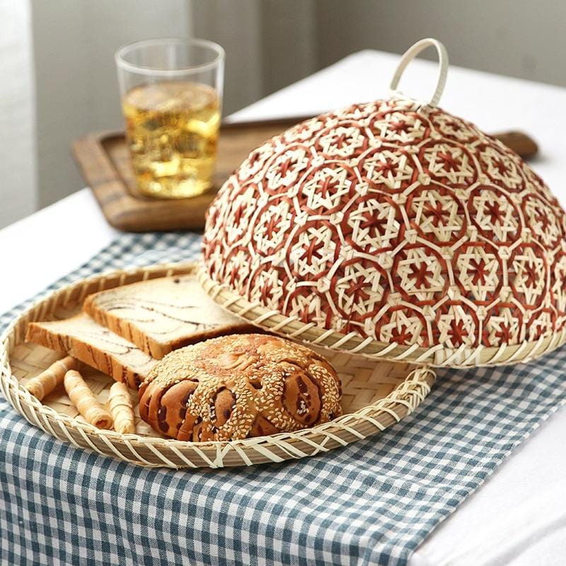 Nepal Wicker Food Protector
