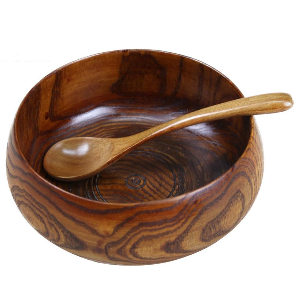 Cherry Wooden Bowl