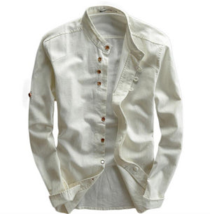 Sage Threadleaf Mens Shirt
