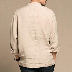 Musk Basil Mens Shirt