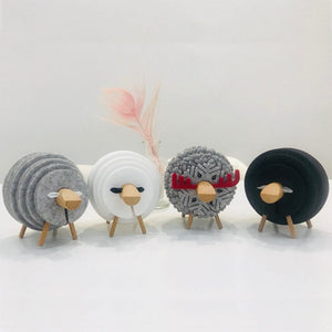 Baa Baa Anti Slip Coasters