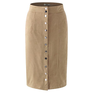 Buttonweed Ladies Skirt