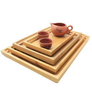 Tibetan Wooden Trays