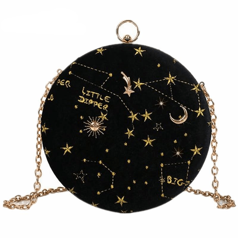 Starry Skies Ladies Purse
