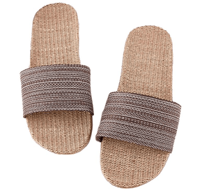 Hemp Ladies Slides