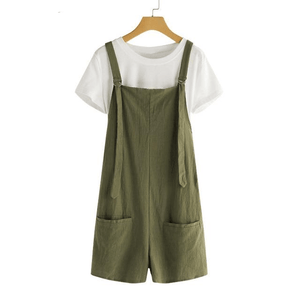 Phoenix Fern Ladies Overalls