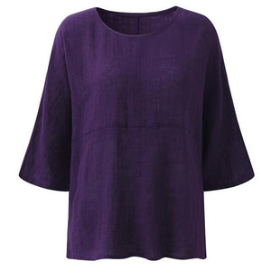 Papaya Seed Ladies Top