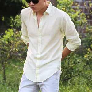 Agar Wood Mens Shirt